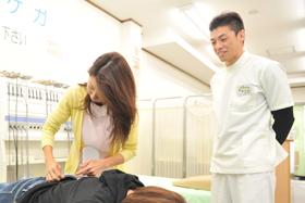 交通事故治療でピース鍼灸接骨院に通ってもらうことでのメリット