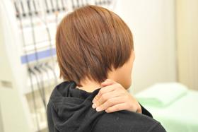 腰痛や肩などの日常における痛みでは?